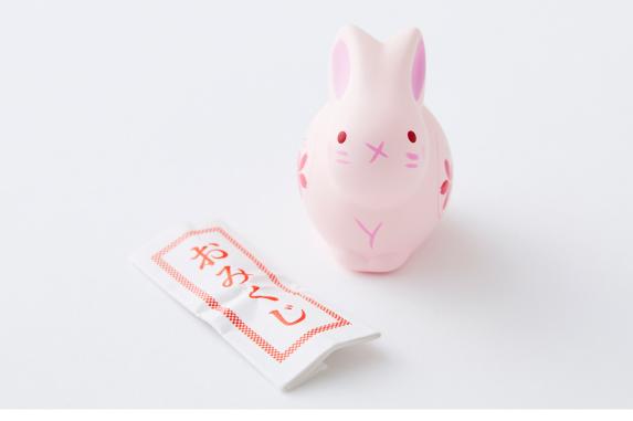 Congratulatory Gift Rabbit