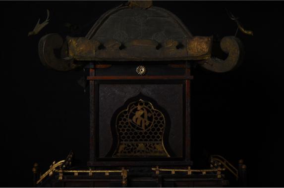 善光寺仏式神輿