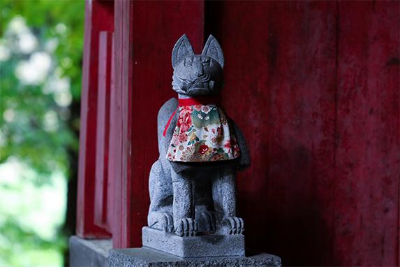 熊野大社の神々
